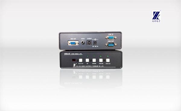 VDDL-02<br>视频解码倍线器