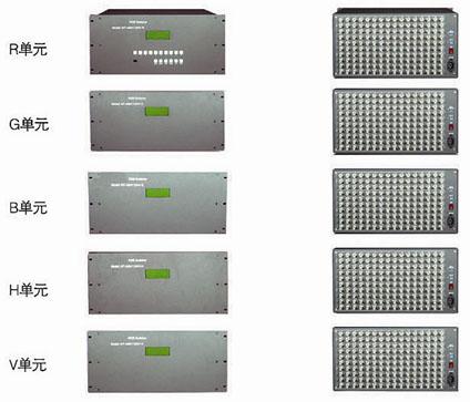 MT-4800HV系列5BNC矩阵