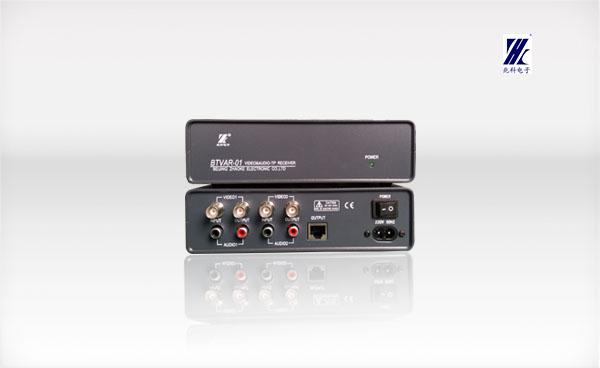BTVA-01视音频双绞线收发器