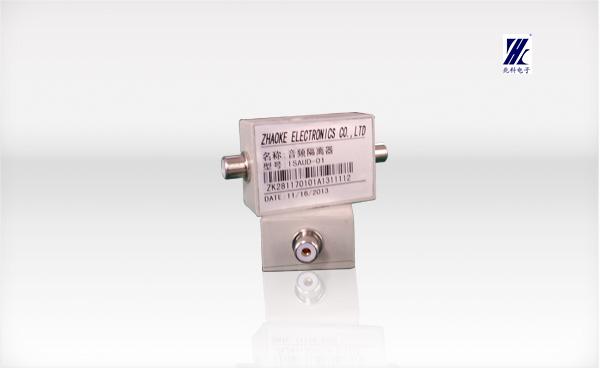 isad-01音频信号隔离器