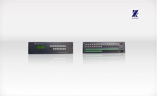 MT-1608VASP16入8出视频/双声道音频矩阵