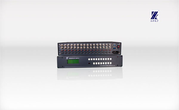 MT-1616VAS 16入16出 视频/双声道音频矩阵