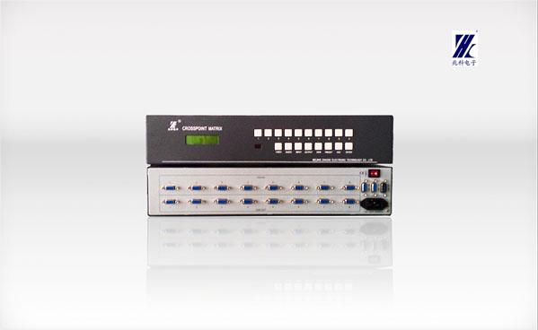 MT-808G 8入8出VGA矩阵切换器