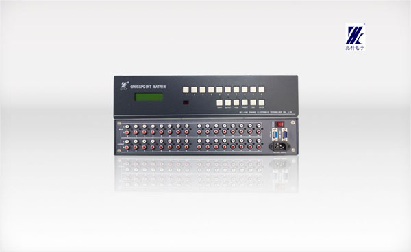 MT-1616AS 音频双声道矩阵转换器