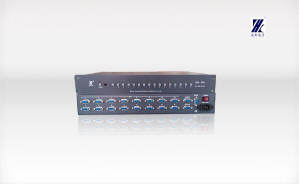 SW-16G 16路VGA信号切换器