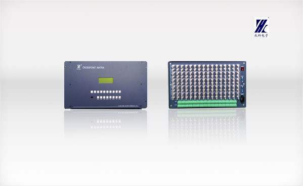 MT-1616HVASP 16入16出5BNC/音频矩阵