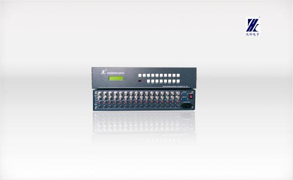 MT-1616VA 16入8出视频/单声道音频矩阵