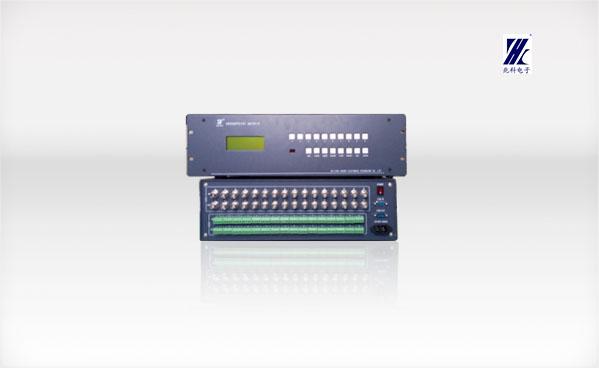 MT-1616VASP 16入16出视频/双声道音频矩阵