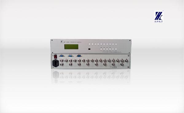 MT-1608V 16入8出视频矩阵