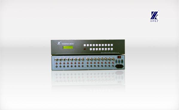 MT-808VAS 8入8出视频/双声道音频矩阵