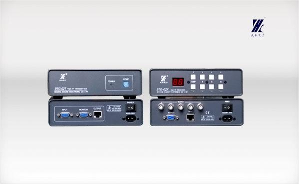 BTG-02VGA双绞线收发器