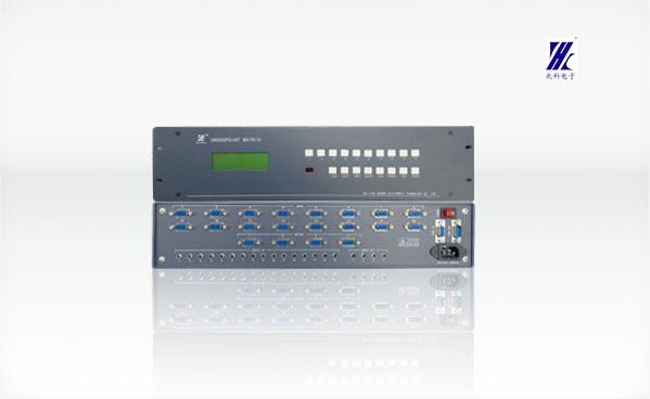 MT-1604GA 16入4出VGA视音频矩阵切换器