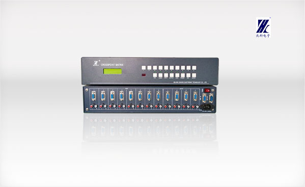MT-804GAS 4入4出VGA/音频矩阵切换器
