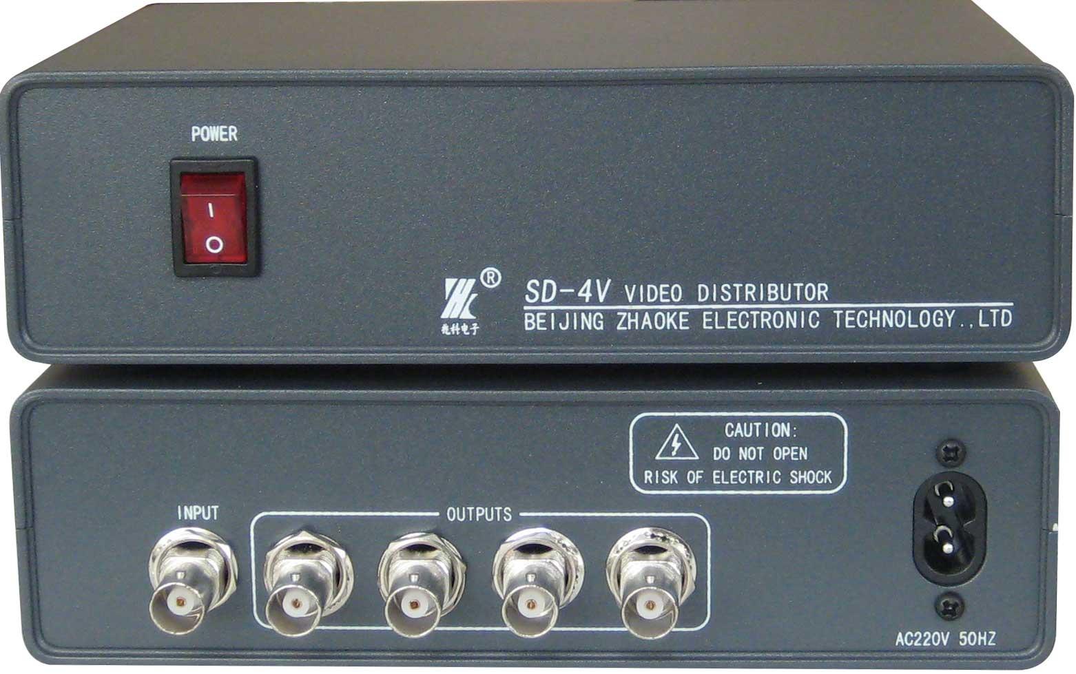 视音频信号分配器
