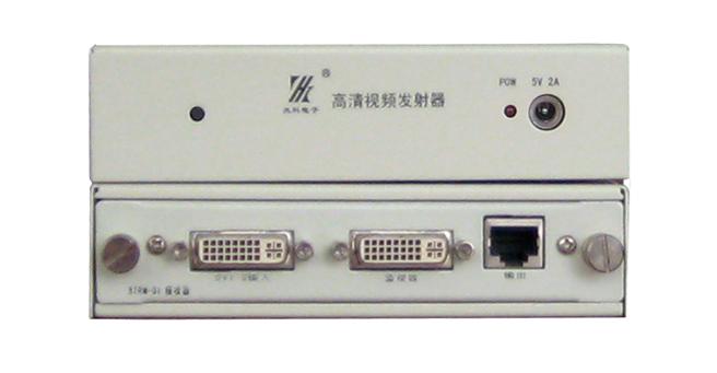 BTD-202T DVI 双绞线收发器