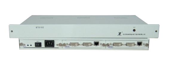 BTDU-102T  DVI 双绞线发送器