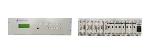 MT-808DC高清数字混合矩阵切换器